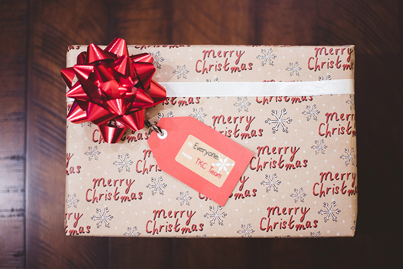 Christmas Presents - From The TKC Team