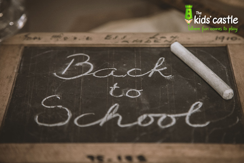 Back to School message from The Kids' Castle Team