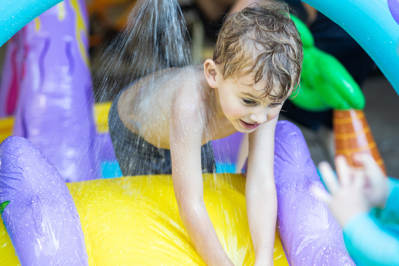 Are you ready to get wet at TKC?